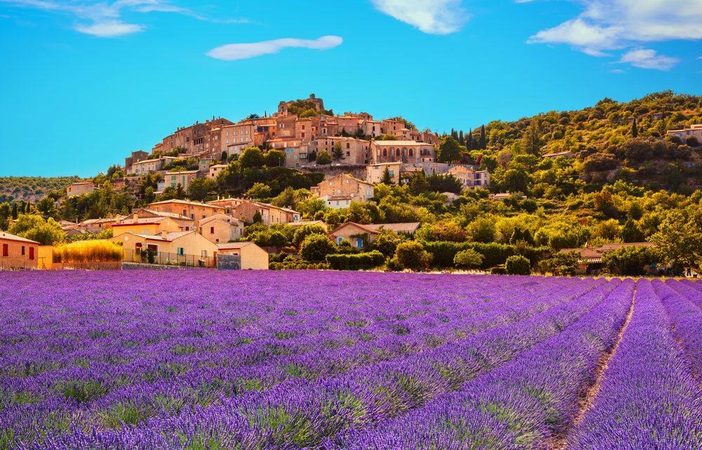 L'abbaye de Sénanque: comment découvrir le Vaucluse