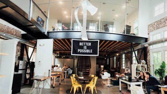 5 règles d'utilisation de l'espace de travail partagé