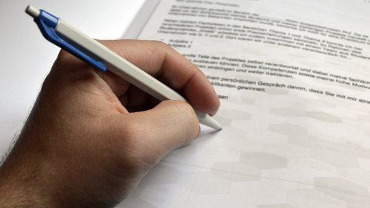 Pourquoi a-t-on besoin d'une lettre de motivation?