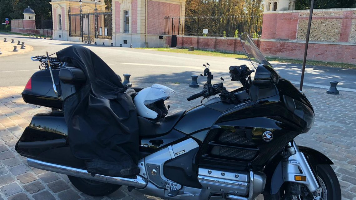 La moto taxi : l'arme anti retards