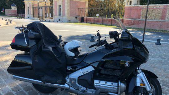 La moto taxi : l'arme anti retards