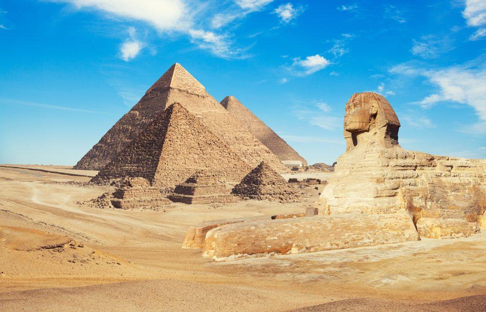Partir en Égypte depuis l'aéroport de Mulhouse