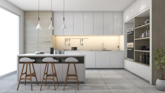 Rénovation appartement : comment refaire sa cuisine ?