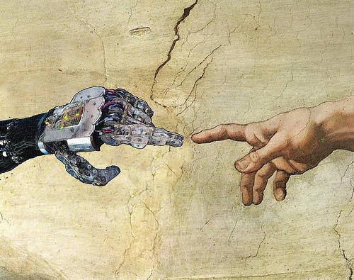 Le rôle de la technologie dans le changement de la vison de l'art