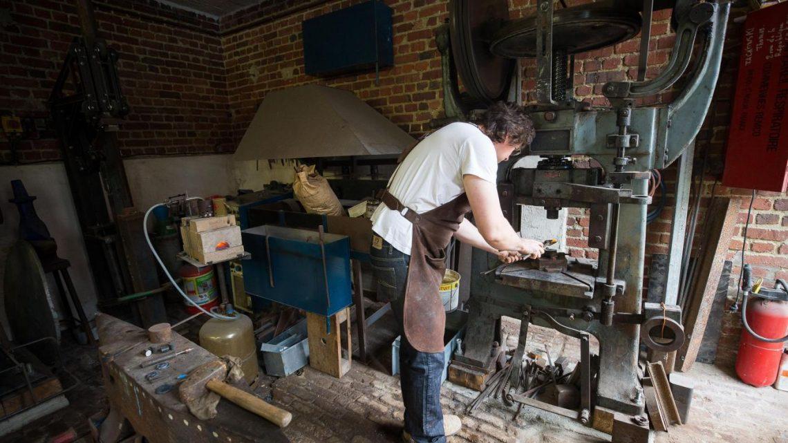Tout savoir sur le métier de ferronnier