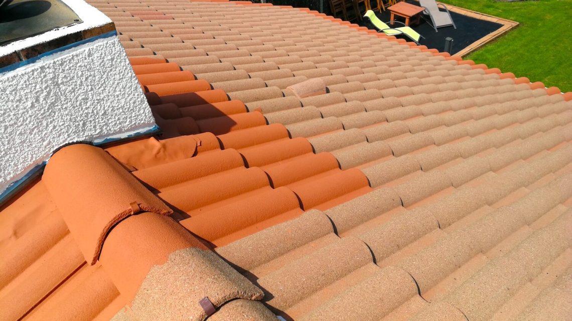 Quels sont les intérêts de procéder à un nettoyage et démoussage d'une toiture ?