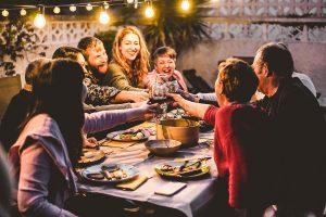 fêtes en famille réussies