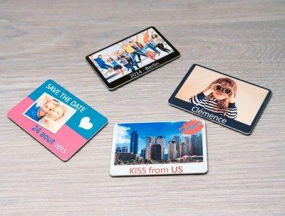 Imprimer ses propres magnets personnalisés?