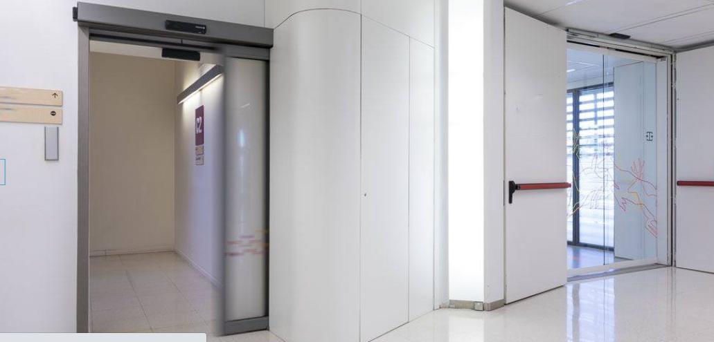 Les avantages d'une porte automatique pour une entreprise