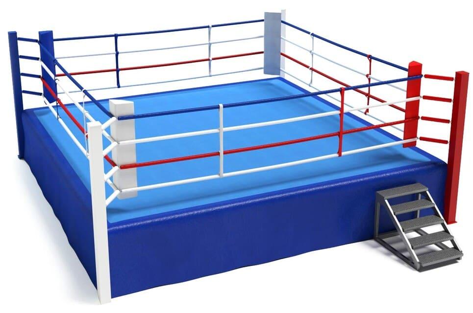 Pourquoi les rings de boxe sont souvent carrés ?